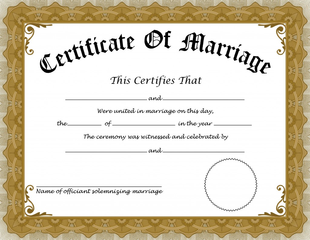 Marriage Certificate Translation Brisbane