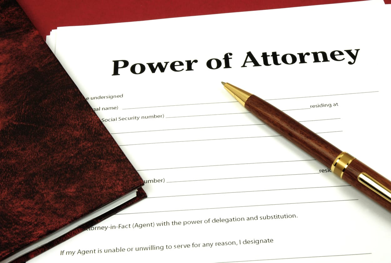 Power of Attorney Translation Brisbane